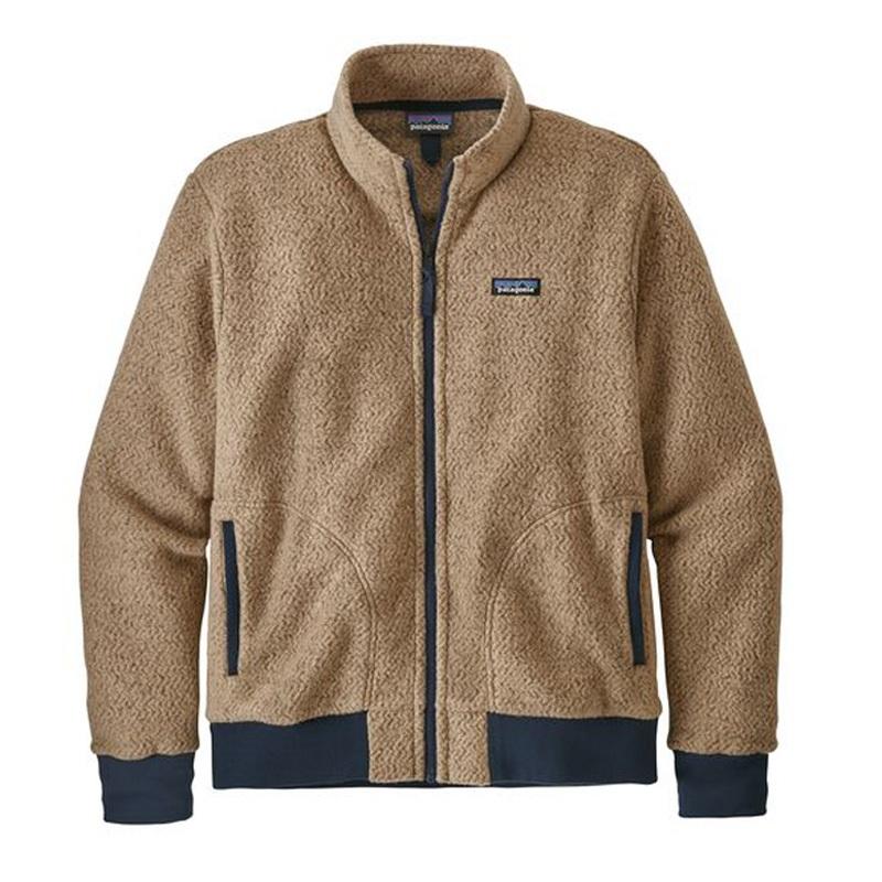 Woolyester Fleece Jacket(ウーリエステル フリース ジャケット) Men's