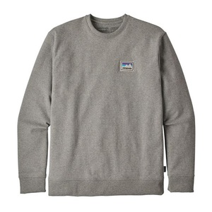 パタゴニア(patagonia) M's Shop Sticker Patch Uprisal Crew Sweatshirt 39541 メンズセーター&トレーナー