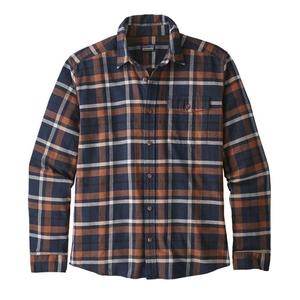 パタゴニア(patagonia) LW Fjord Flannel Shirt(ライトウェイトフィヨルド フランネルシャツ Men's 54020 メンズ長袖シャツ