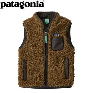 パタゴニア(patagonia) Baby Retro-X Vest(ベビー・レトロX・ベスト) 61035 ジャケット(ジュニア・キッズ・ベビー)