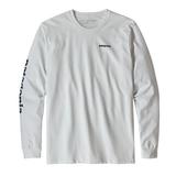 パタゴニア(patagonia) ロングスリーブ テキスト ロゴ レスポンシビリティー Men's 39042 メンズ長袖Tシャツ
