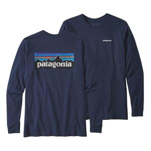 パタゴニア(patagonia) ロングスリーブ P-6ロゴ レスポンシビリティー Men's 39161 メンズ長袖Tシャツ