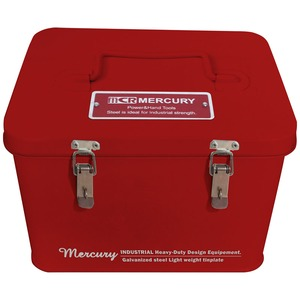 MERCURY(マーキュリー) NEW スクエアツールボックス MENSTBRD クッキングアクセサリー