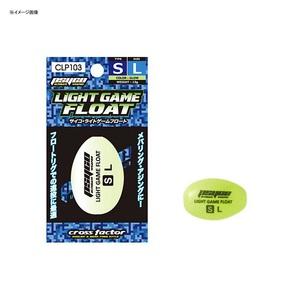クロスファクター(CROSS FACTOR) サイコライトゲームフロート F-L YE(イエロー) CLP103-FL-YE