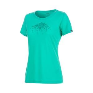 MAMMUT(マムート) Alnasca T-Shirt Women's 1017-00080 レディース半袖Tシャツ
