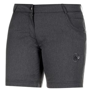 【送料無料】MAMMUT(マムート) Massone Shorts Women's 34 black melange 1023-00030