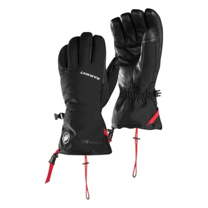【送料無料】MAMMUT(マムート) Stoney Advanced Glove Women's 7 black 1090-05800