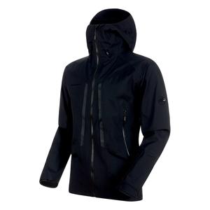 Masao HS Hooded Jacket Men's M black