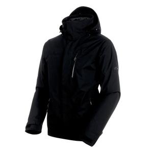 【送料無料】MAMMUT(マムート) Trovat Tour 3 in 1 HS Jacket Men's L black×phantom×phantom 1010-22081
