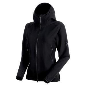 MAMMUT(マムート) Runbold Trail SO Hooded Jacket AF Women's 1011-23011 レディース透湿性ソフトシェル