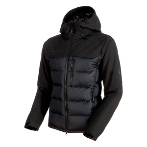 MAMMUT(マムート) Rime Pro IN Hybrid Hooded Jacket Men's 1013-00640 メンズダウン・化繊ジャケット