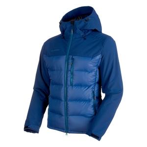 MAMMUT(マムート) Rime Pro IN Hybrid Hooded Jacket Men's 1013-00640