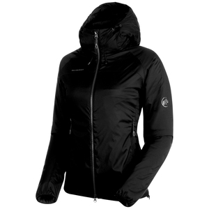 MAMMUT(マムート) Rime IN Flex Hooded Jacket AF Women's 1013-00760 レディースダウン・化繊ジャケット