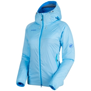 MAMMUT(マムート) Rime IN Flex Hooded Jacket AF Women's 1013-00760