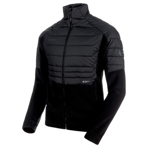 【送料無料】MAMMUT(マムート) Innominata ML Hybrid Jacket Men's L black 1014-00440