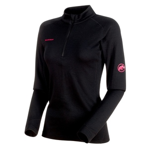 MAMMUT(マムート) PERFORMANCE Thermal Zip long Sleeve Women's 1016-00100 レディース速乾性長袖シャツ