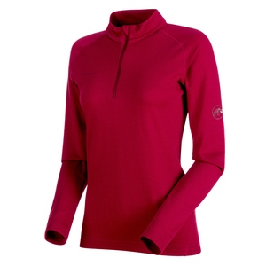 【送料無料】MAMMUT(マムート) PERFORMANCE Thermal Zip long Sleeve Women's XS beet 1016-00100
