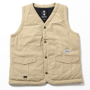 Mather Crest Vest(マザー クレスト ベスト) Men's M 270(TWILL)