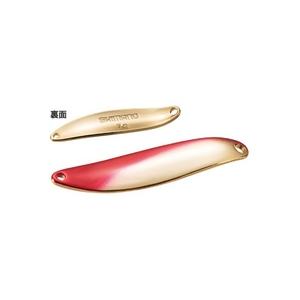 シマノ(SHIMANO) カーディフ スリムスイマー 1.5g 71T レッドゴールド TR-E15R