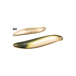 シマノ(SHIMANO) カーディフ スリムスイマー 2.5g 73T グリーンゴールド TR-E25R