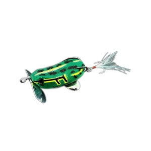 Zeake(ジーク) PPフロッシュ 65mm PPFR101 PPフロッシュラメグリーン