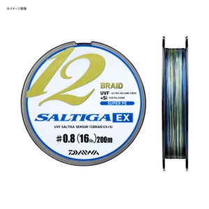 ダイワ(Daiwa) UVF ソルティガセンサー 12ブレイドEX+Si 300m 07303196