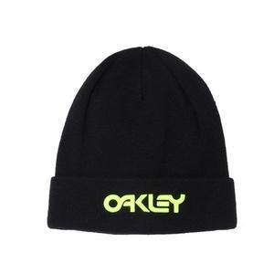 OAKLEY(オークリー) BEANIE B1B LOGO ONE 02E BLACKOUT 912013-02E