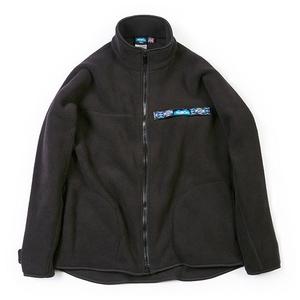 KAVU(カブー) Freece F/Z Throw shirts(メンズ フリース フルジップ スローシャツ) 19810137001007