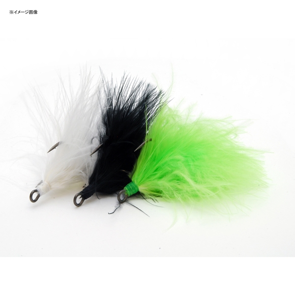 RAIDJAPAN(レイドジャパン) DEKA DODGE GENUINE MARABOU HOOK DDH001 その他ハードルアー