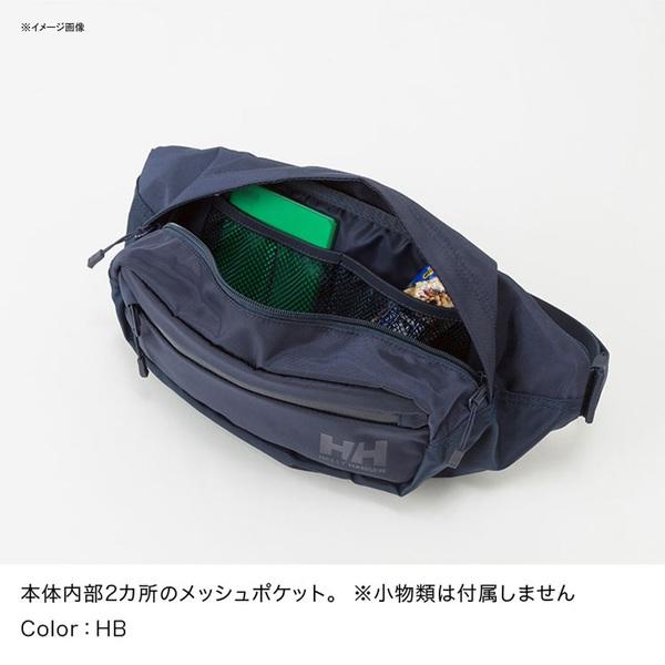 HELLY HANSEN(ヘリーハンセン) Grong Big Hip Bag(グロング ビッグ ヒップ バッグ) HOY91805 ヒップバッグ