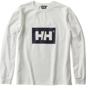 HELLY HANSEN(ヘリーハンセン) HE31869 L/S HH LOGO TEE(L/S HH ロゴ ティー) Men's HE31869