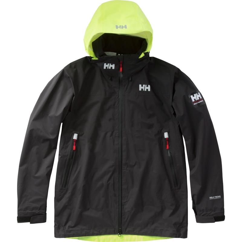 HELLY HANSEN(ヘリーハンセン) HH11800 Alviss Light Jacket(アルヴィース ライト ジャケット)Men's M K(ブラック)