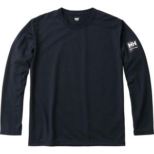 HELLY HANSEN(ヘリーハンセン) HH31853 L/S TEAM DRY TEE(L/S チーム ドライ ティー)Men's HH31853 メンズ速乾性長袖Tシャツ