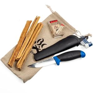 Bush Craft(ブッシュクラフト) フェザースティックお試しセット 焚き火/火おこしセット