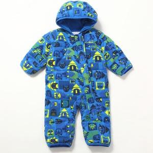 SNUGGLY BUNNY BUNTING(スナッグリー バニー バンティング) Kid's 12~18M(80) 445(SUPER BLUE)