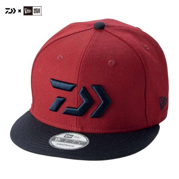 ダイワ(Daiwa) DC-5408NW 9FIFTY Collaboration with NEW ERA 08380501 帽子&紫外線対策グッズ