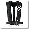 DF−2608 インフレータブルライフジャケット(肩掛けタイプ手動・自動膨脹式) フリー ブラック