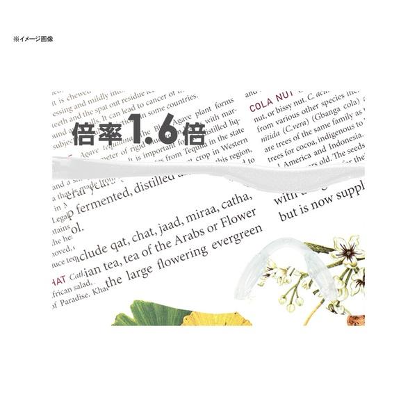 ハズキ 【正規品】ハズキルーペ ラージ クリアレンズ 1.6倍 ライフスタイルサングラス