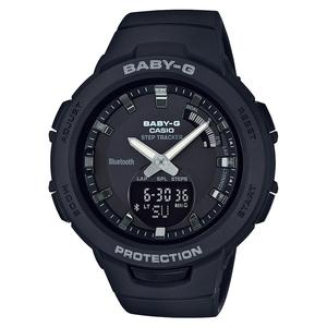 【送料無料】BABY-G(ベビージー) 【国内正規品】BSA-B100-1AJF ブラック