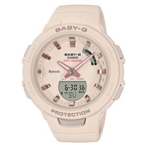 【送料無料】BABY-G(ベビージー) 【国内正規品】BSA-B100-4A1JF ベージュ