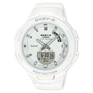 【送料無料】BABY-G(ベビージー) 【国内正規品】BSA-B100-7AJF ホワイト