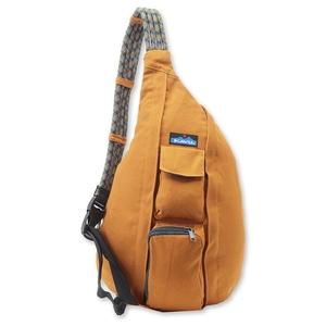 【送料無料】KAVU(カブー) Rope Bag Caramel 11863416025000