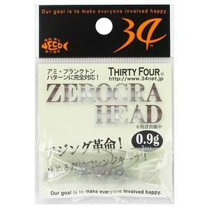 34(サーティーフォー) ゼログラヘッド