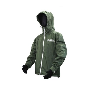 クロスファクター(CROSS FACTOR) 防水防寒トランシットジャケット(裏地フリース) WBA1811-KH-L 防寒レインジャケット
