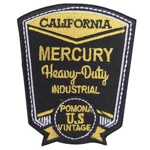 MERCURY(マーキュリー) ワッペン カリフォルニア MEWACALI