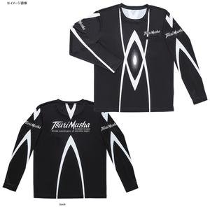 TEAM 釣武者 WRロングTシャツ 504872 フィッシングシャツ