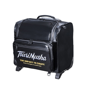 TEAM 釣武者 Musha ホイールキャリーバッグ 525167 磯バッグ