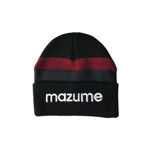 MAZUME(マズメ) mazume ニットキャップ MZCP-F385-01