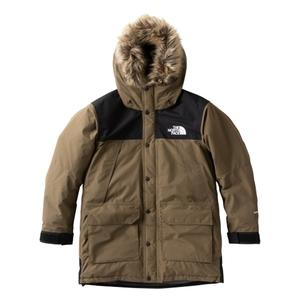 THE NORTH FACE(ザ・ノースフェイス) MOUNTAIN DOWN COAT Men's ND91835 メンズダウン・化繊ジャケット