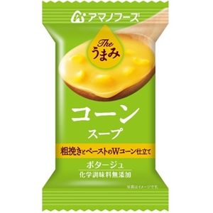 アマノフーズ(AMANO FOODS) Theうまみ コーンスープ DF-2611
